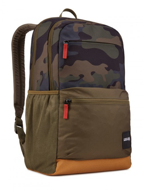 QUERY BACKPACK - OLIVE CAMO / CUMIN